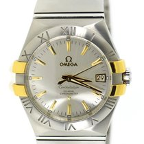 Omega Constellation Ladies new Automatic Watch only 123.20.35.20.02.004