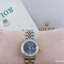 Rolex Datejust Lady Quickset Stahl Gold 18k Fullset Rolex Box...