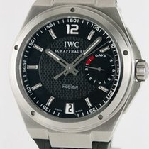 IWC Big Ingenieur Сталь 45.5mm Чёрный