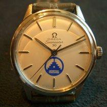 Omega Seamaster Ocel 35mm Stříbrná