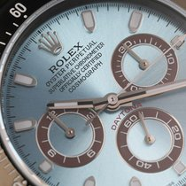 Rolex Daytona Steel 40mm Blue No numerals United States of America, New York, New York