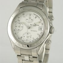 Baume & Mercier Chronograph 37mm Automatic 2000 pre-owned Silver