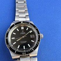Omega Seamaster Diver 300 M Steel 40mm Black