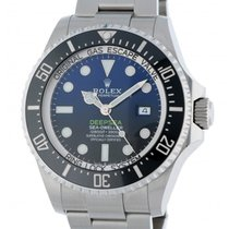 Rolex Deepsea 126660 Steel 44mm