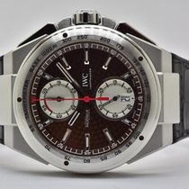 IWC Ingenieur Chronograph pre-owned 45,5mm Steel