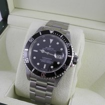 Rolex Submariner Date Box and Papers year 2006