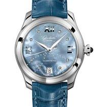 Glashütte Original Lady Serenade Steel 36mm Blue Roman numerals