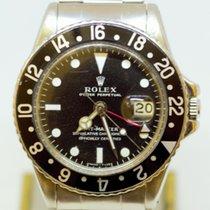 Rolex 1675 Acciaio GMT-Master 40mm