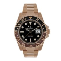 Rolex GMT-Master II Rose gold 40mm Pink No numerals United States of America, New York, New York