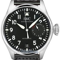 IWC Steel Big Pilot 46mm new United States of America, New York, Airmont