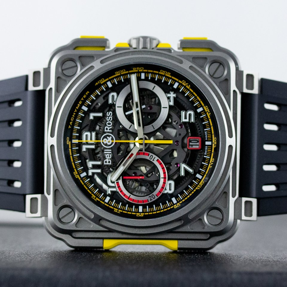 Bell And Ross Watches >> Bell Ross Titanium Watches All Prices For Bell Ross Titanium