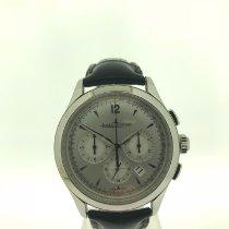 Jaeger-LeCoultre Chronograaf 40mm Automatisch 2011 tweedehands Master Chronograph Zilver