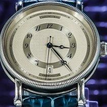 Chronoswiss 38mm Automatisch 1990 tweedehands Kairos Zilver