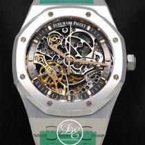 Audemars Piguet Royal Oak Double Balance Wheel Openworked 15407ST.OO.1220ST.01 nouveau