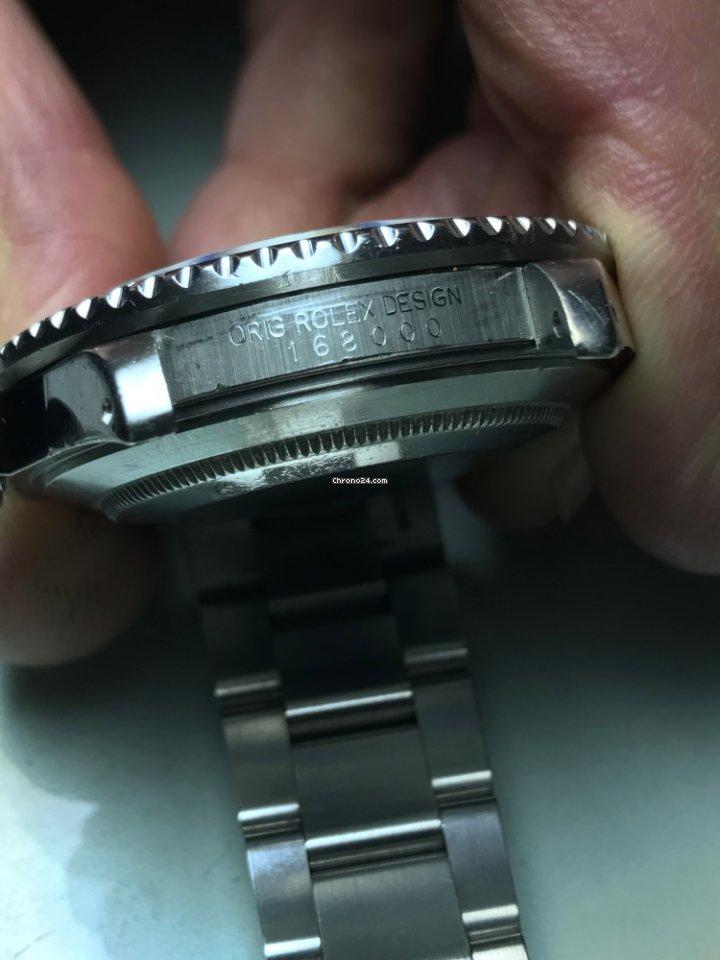 62509f1ad74 Rolex Submariner Date 168000 por R  45.867 para vender por um Seller na  Chrono24