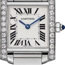 Cartier Tank Française W4TA0008 new