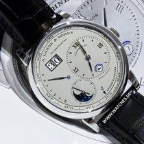 A. Lange & Söhne Lange 1 Platinum 41.9mm Silver