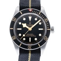Tudor Black Bay Fifty-Eight pre-owned 39mm Black Textile