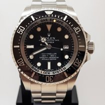 Rolex Sea-Dweller Deepsea occasion 44mm Acier