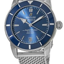 Breitling Superocean Héritage II 42 No numerals United States of America, New York, Brooklyn