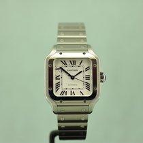 Cartier Santos (submodel) Staal 35mm Zilver Nederland, Den Haag