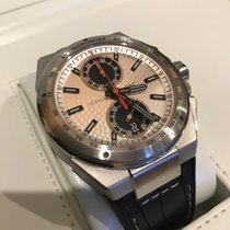 IWC Ingenieur Chronograph Steel 45mm Silver No numerals United States of America, Illinois, CHICAGO