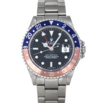 Rolex 16710 Steel 2000 GMT-Master II 40mm pre-owned United States of America, Maryland, Baltimore, MD