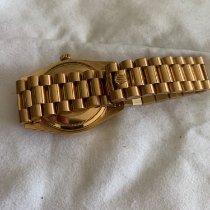 Rolex Day-Date 36 Sárgaarany 36mm Arany Számjegyek nélkül