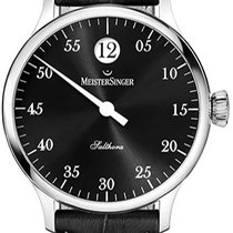 Meistersinger Salthora Steel Black