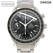 Omega 3520 50 Staal Speedmaster Day Date 39mm tweedehands