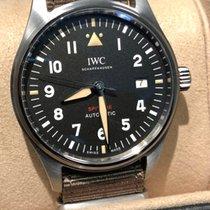 IWC Pilot Mark Steel 39mm Black