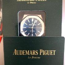 Audemars Piguet Royal Oak Selfwinding Сталь 37mm Синий Без цифр