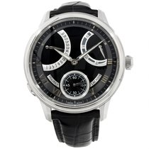 Maurice Lacroix Steel 46mm Manual winding MP7268-SS001-310 pre-owned