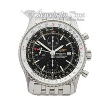 Breitling A24322 Steel 2008 Navitimer World 46mm pre-owned United States of America, Florida, 33431