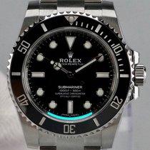 Rolex Submariner (No Date) nieuw 2019 Automatisch Horloge met originele doos en originele papieren 114060