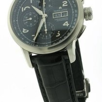 Maurice Lacroix Staal Chronograaf Automatisch