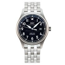 IWC IW327011 Steel Pilot Mark 40mm new