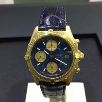 Breitling Chronomat  Ref 81950 Yellow Gold