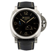 Panerai Luminor 1950 3 Days GMT Power Reserve Automatic PAM01321 or PAM1321 new