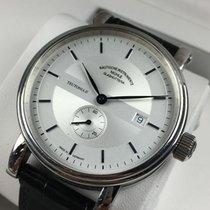 Mühle Glashütte Teutonia II automatic ref: M1-33-40 B watch