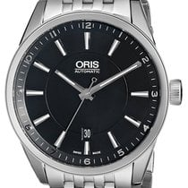 Oris Artix Date Steel United States of America, New Jersey, Tuckerton