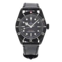 Tudor Heritage Black Bay Dark 79230DK PVD Steel Men's Watch(14...