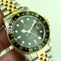 Rolex 2-Tone GMT ref. 16753 Men's Watch Yr.1963 Collectable