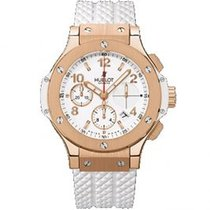 Hublot Big Bang 41 mm Rose gold 41mm White Arabic numerals United States of America, Pennsylvania, Holland