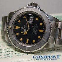 "Rolex Submariner Date ""PumpkinPatina"" Full Set Ref16800"