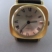 Vintage Amaryllis Swiss 17j Incabloc Movt.gold/f Mechanical...