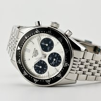 TAG Heuer Autavia new 42mm Steel