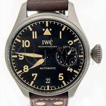 IWC Big Pilot Titanium 46mm Black