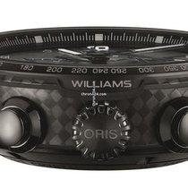 Oris Carbon Automatic 44mm new Williams F1