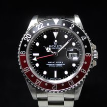 Rolex GMT Master II Circa 1991 with Service Papers